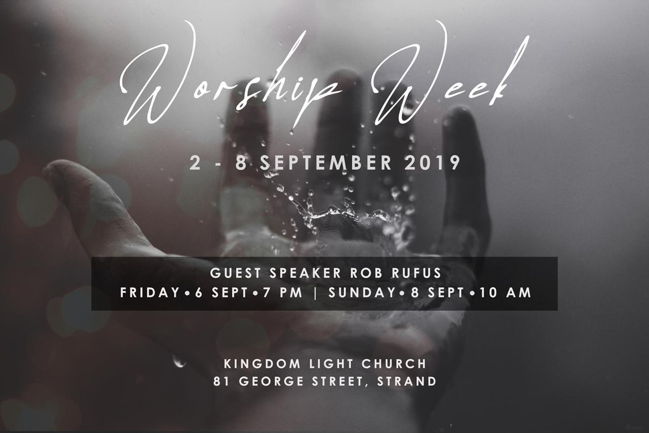 Worship week 2019