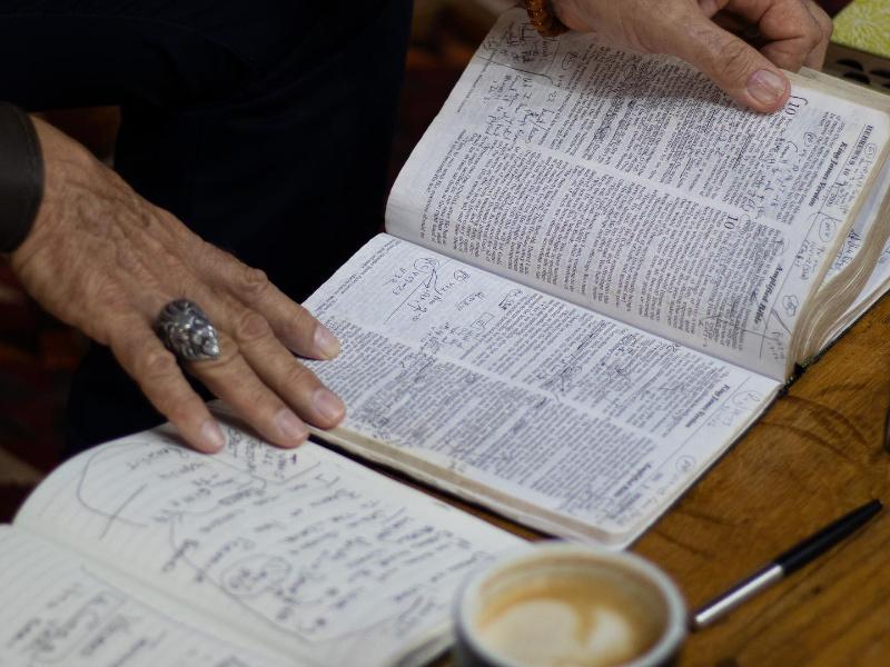 Bible study KLC