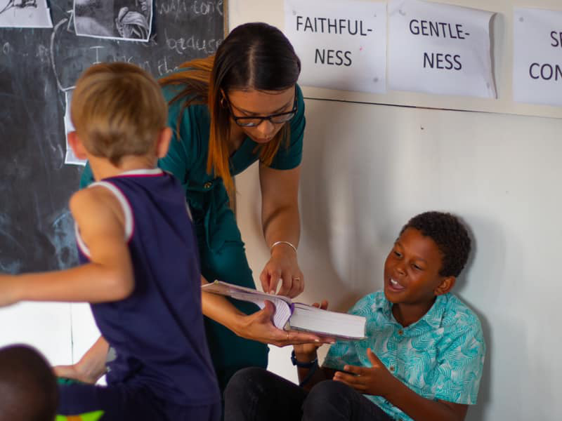 Teaching Kids Ministry KLC