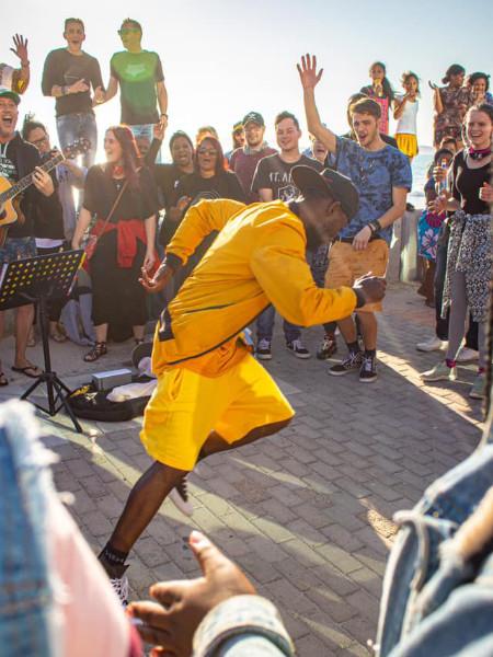young adults dance kingdom light church
